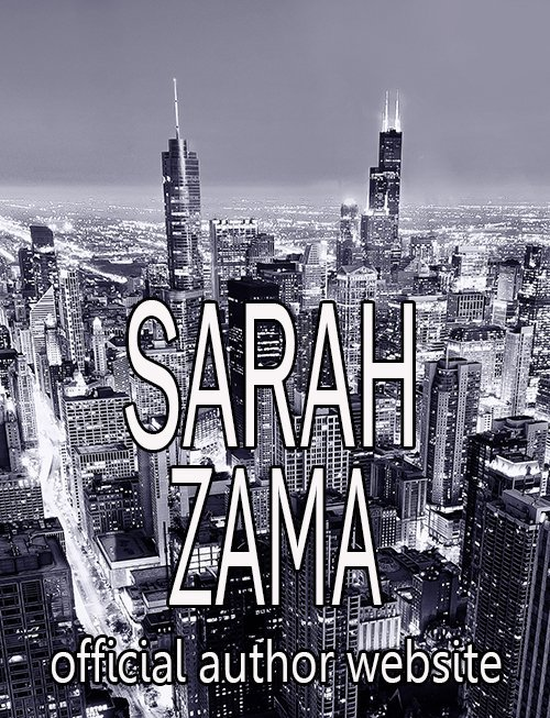 Sarah Zama official author website