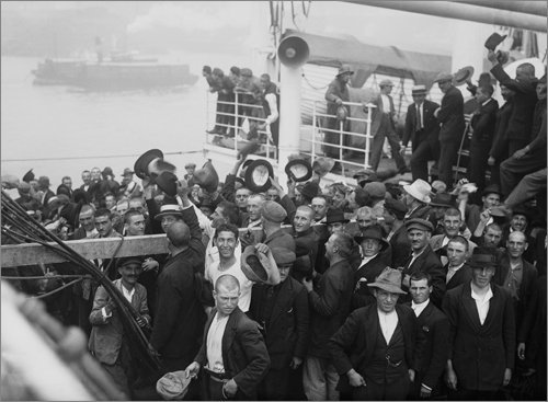 german immigration to america between 1870 1930