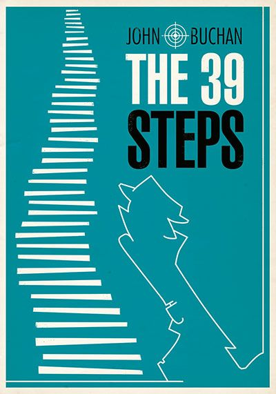 Thursday Quotables - The 39 Steps - The Old Shelter